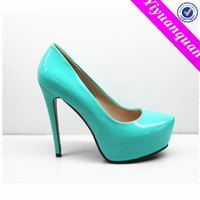 Brands Names Shoes High Heels Colorful Pointed Women Shoes
