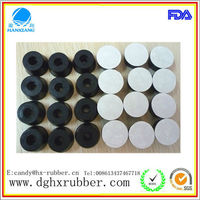 Roman Anti-skidding/rubber feet/rubber pad for running machine/ladder/vehicle/furniture/Air-conditioning/refrigerator