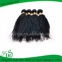 Silicone Free Remy Black Russian Hair