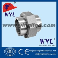 ANSI B16.11 A105 Forged steel pipe fittings union
