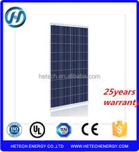 chinese polycrystalline 12v 100w 120w 130w 150 watt solar panels price m2