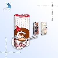 Custom printing hard plastic pVc cell mobile phone case cover