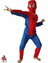 Oem childern mameluco spider man de Halloween cosplay ropa