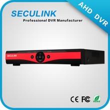 720 P / 960 H CCTV alta definición 4 canales de seguridad AHD DVR kits con 1.0MP AHD cámara