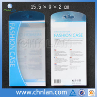 Wholesale retail package for mobile phone cases blister packing