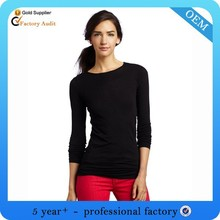 t shirt women long sleeve factory direct