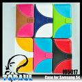 nuevos productos 2013 cubierta del teléfono torre eiffel s4 caso para samsung galaxy