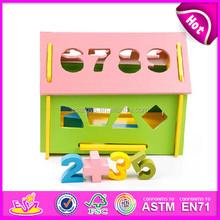 Hot neues produkt für 2015 kinder spielzeug holzblock spielzeug, großhandel holzspielzeug klopfen spielzeug, kinder spielzeug block puzzle spielzeug w11h007-a1