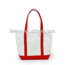2013 eco-friendly canvas tote bag