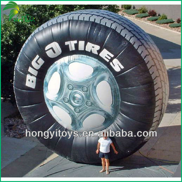2014 Hot Selling New Type High Quality Small Inflatable Tires