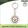 Customized wholesale promotion gift metal keychains