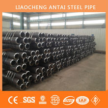 Used for oil field /well carbon sseamless steel pipes Api 5L gr b pipe