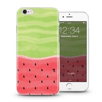 The latest new design ultra thin silicone case for Apple iPhone 5s 6s plus for iPhone 6 plus for fresh summer