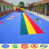 Made in China protable outdoor playground equipment flooring