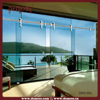 Tempered Glass Wall Panels/ Exterior Glass Wall