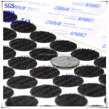 Reclosable strong glue 3m dual lock self adhesive velcro dots