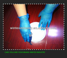 AQL1.5 Powder/Powder Free Vinyl Glove Examination
