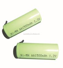 500mah 7.2v nimh battery pack/nimh battery pack 2.4v/1.2v 80mah nimh button cell for shenzhen suyu bqttery