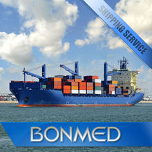 Door to door service international forwarding company sea freight shipping china to denmark