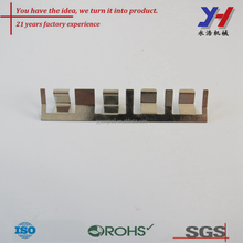 Custom Electronic Components Fabrication ODM OEM Metal Forming Electrical Contacts