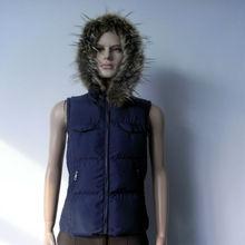 proveedor de China caza y pesca chaleco,chaleco de piel mantener el calor en invierno
