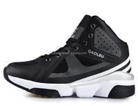 DLB012 men hot selling breathable high-cut basketball shoes sport shoes