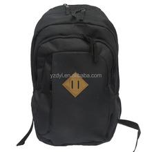Custom fancy 3 compartment laptop backpack bag