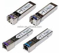 SFP Module Factory 1550/1310nm 20km 1.25G BIDI SFP Transceiver