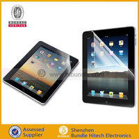 high quality clear for apple ipad mini screen protector