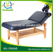 Firstwell Folding Thai Massage Bed with Round Corners