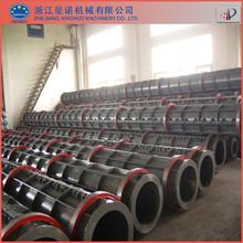 Building construction concrete pipe pile equipment