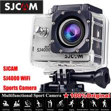 Professional 1.5''TFT Waterproof Wifi SJCAM SJ4000 Mobius Sport Action Camera 4k