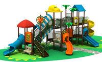 Popular/best sell/plastic jungle gym playground slides