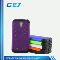 Rhinestone phone case for samsung galaxy s4 mini i9190 i9192 case