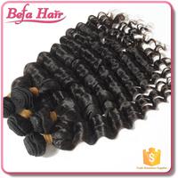Grade 6A Top Quality 10-30 Inches Deep Wave Brazilian Human Hair