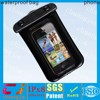 Waterproof bag for iphone5 with armband and earphone