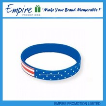 Newest designer national flag wristband