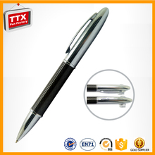 Luxury good quality slogan ball pen for promotion item