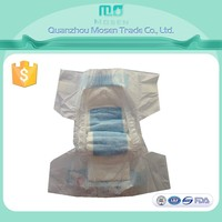 Nigeria Hot Sell Susu Baby Diapers with Magci Tape
