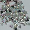 Top Quality DMC Crystal AB Fancy Hot Fix Rhinestone For Clothing