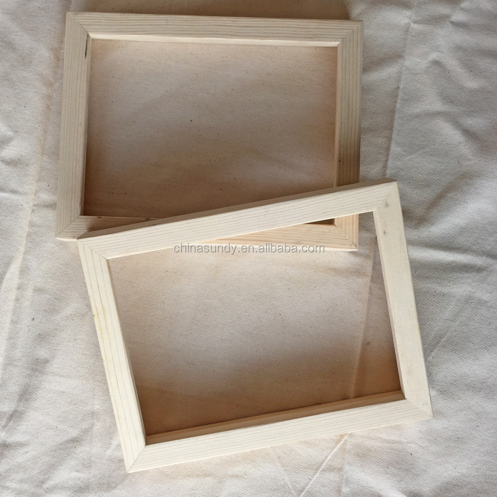 Wholesale Wood Canvas Frame - Buy Wholesale Canvas Frames,Wooden ...