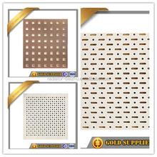 flexible ceiling tiles/metal ceiling tiles / water resistance plasterboard