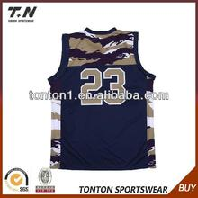 New style cheap sublimation reversible basketball team uniforms