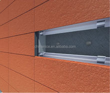 decorative terracotta panle for wall cladding system
