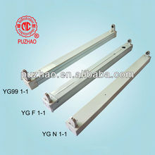 single tube 1200mm fluorescent assembly line light