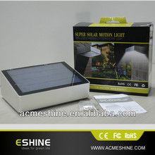 ELS-06P Best Selling solar led outdoor light with motion sensor