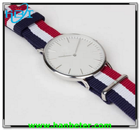 HOt watches,Genuine leather,japan movt stainless steel back sr626sw