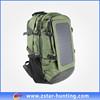 2015 fashion solar sports backbag with 6.5w solar panel