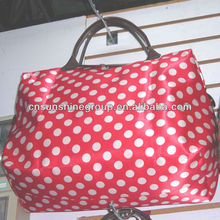 Popular nice women canvas market tote bags.