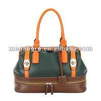 Fashion Leather Brand Doctor Bags Women Handbag